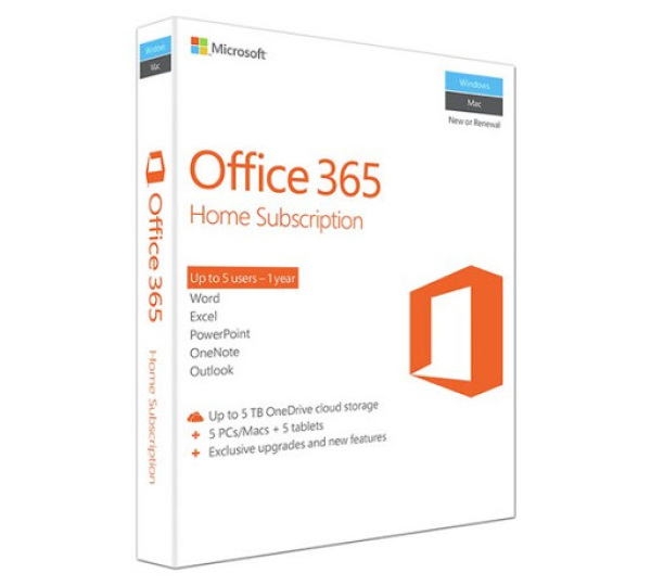 Bảng giá Office 365 Home English APAC Phong Vũ