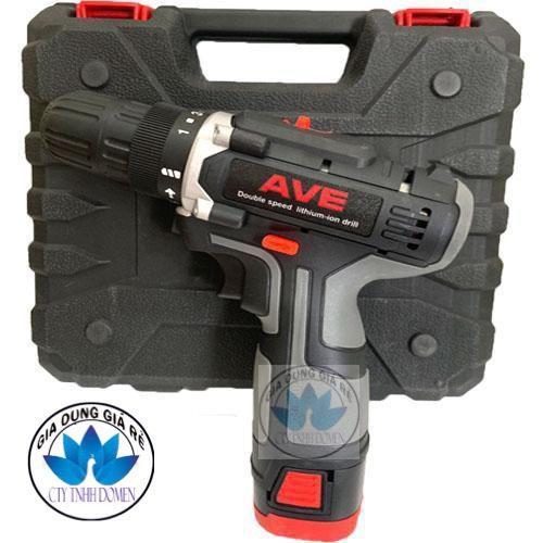 máy khoan pin 12v AVE hàng thái lan máy vặn vít cầm tay hoạt động mạnh mẽ