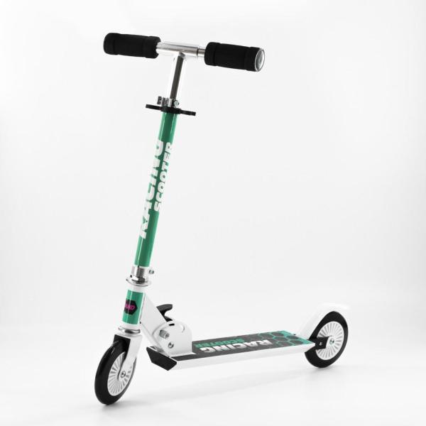 Giá bán Xe Trượt Scooter Trẻ Em Centosy C1 Trắng, xanh, vàng MẶT NHÁM CHỐNG TRƠN TRƯỢT