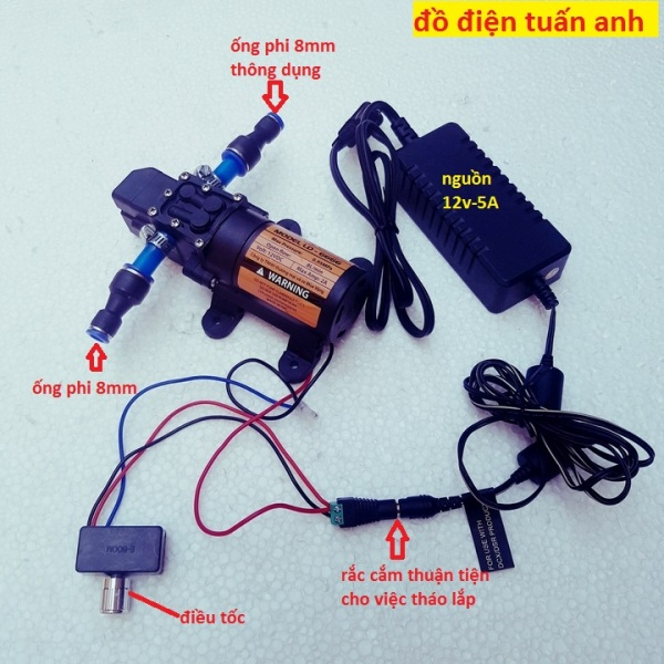 Bộ máy bơm tăng áp mini tự động ngắt 12v kèm nguồn |   Máy bơm 12v tăng áp lực nước tự động ngắt |  Máy bơm tăng áp lực nước mini | Máy bơm tăng áp |  Máy bơm tăng áp mini 12v |  Máy bơm mini 12v phun sương  |  Máy bơm mini 12v kèm nguồn
