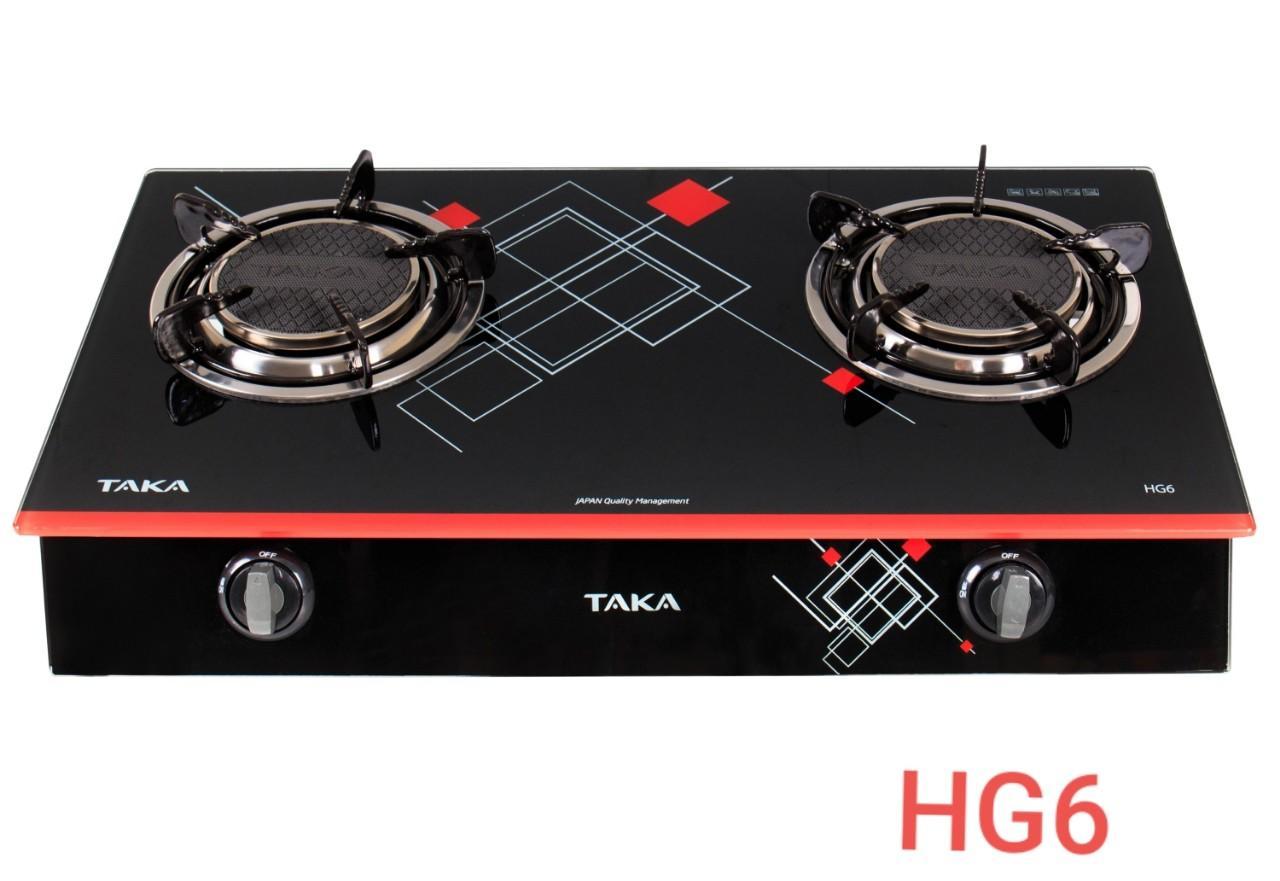 Bếp gas hồng ngoại Taka HG6