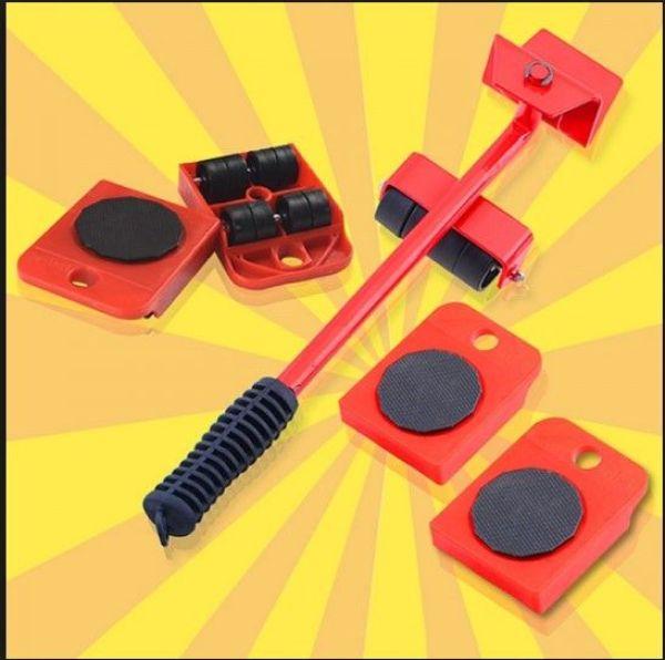 Bộ dụng cụ di chuyển đồ thông minh , dụng cụ di chuyển đồ đa năng, dụng cụ di chuyển vật nặng, dụng cụ di chuyển đồ đạc,