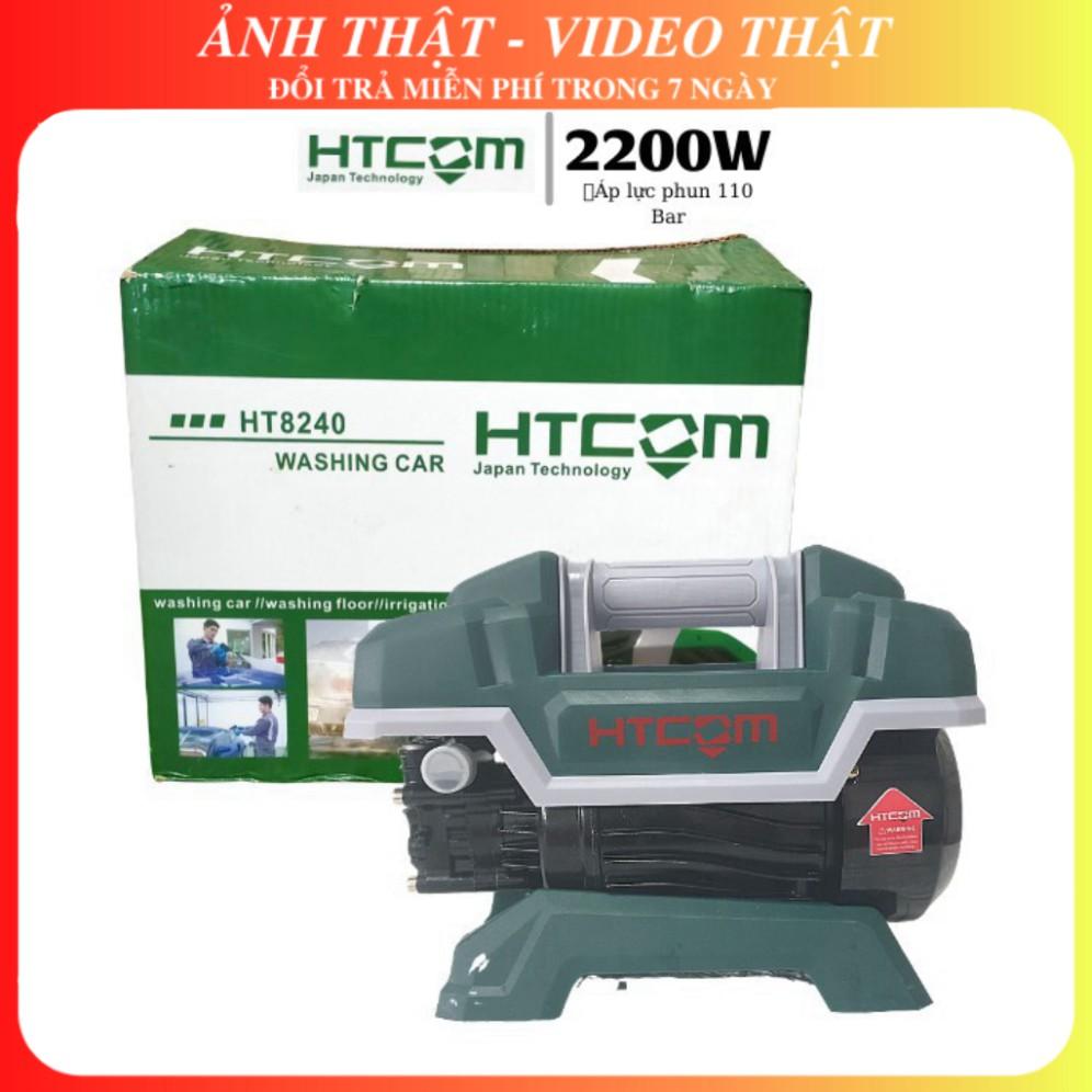 Máy Rửa Xe 2200W HTCOM HT8220