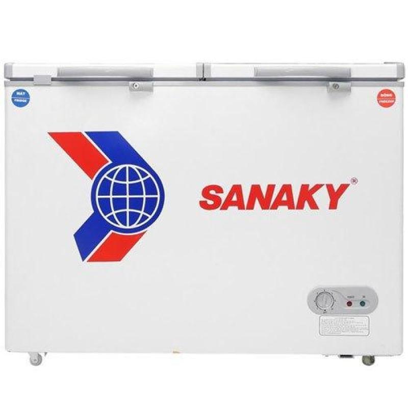 Tủ Đông Mát Sanaky VH-225W2 (165 Lít)
