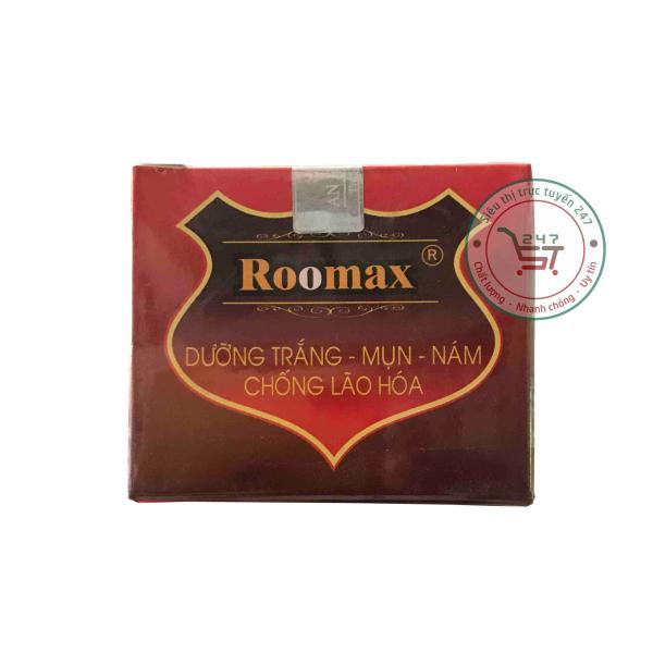Kem siêu dưỡng trắng giảm mụn nám giúp chống lão hóa 6in1 Roomax 30g (Đỏ Nâu)|Siêu thị trực tuyến 247