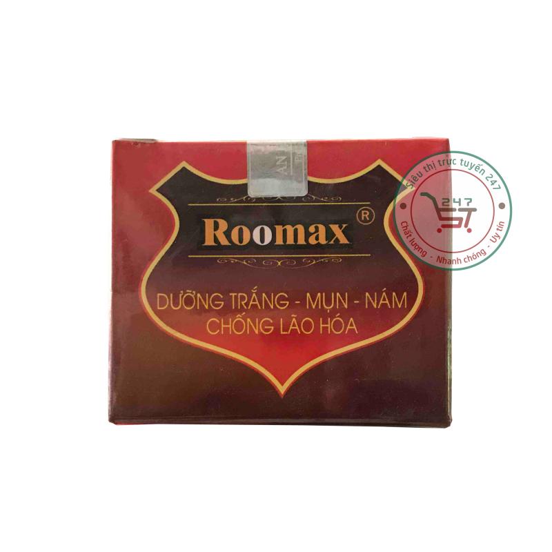 Kem siêu dưỡng trắng giảm mụn nám giúp chống lão hóa 6in1 Roomax 30g (Đỏ Nâu)|Siêu thị trực tuyến 247 giá rẻ