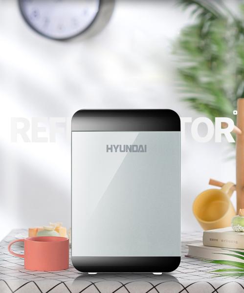 Tủ lạnh mini Hyundai 13.5L (12v và 220v)