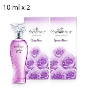 Combo 2 chai Nước Hoa Enchanter Sensation (10ml 2) thumbnail