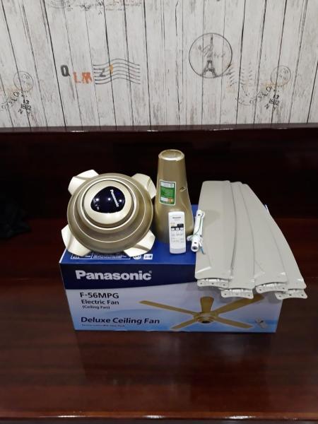 QUẠT TRẦN PANASONIC F56MPG-GO