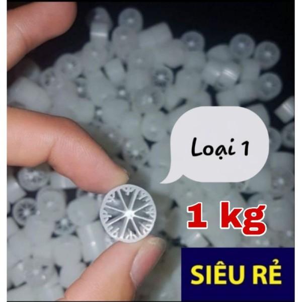 hạt lọc kaldnes 12 cánh đệm vibsinh túi 1kg
