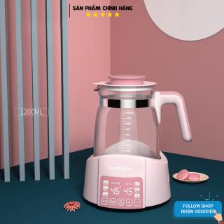 Máy Hâm Sữa, Tiệt Trùng Bình Sữa, Pha Sữa. Bình Đun Nước Siêu Tốc Thông Minh Khử Clo MISUTA MST5851 Chính Hãng ( Có Bảo Hành ) thumbnail