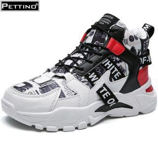 Giày cổ cao nam giày đế cao thời trang hiện đại PETTINO - LLTC03 thumbnail
