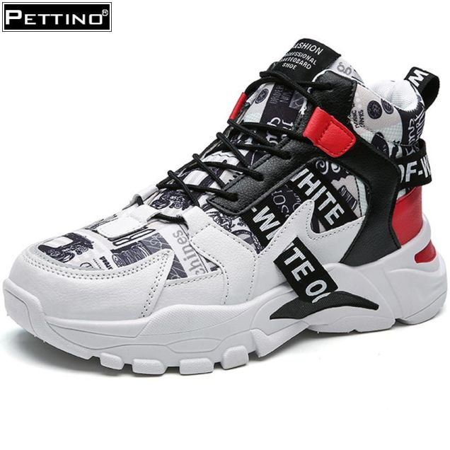 Giày nam, giày thể thao nam, giày tăng chiều cao chất liệu cao cấp bền đẹp PETTINO - LLTC03 giá rẻ