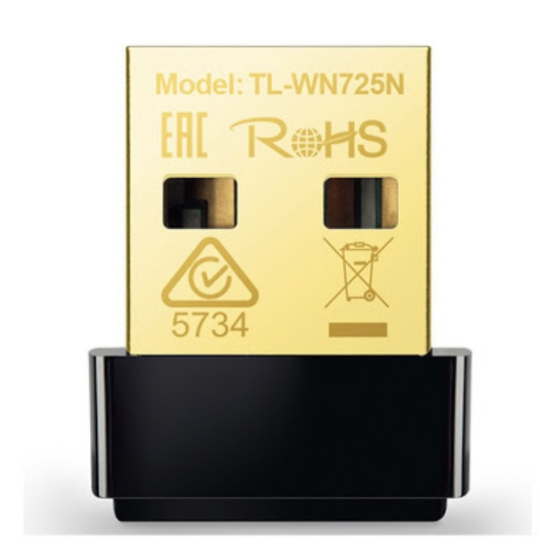 Bảng giá USB thu wifi Tp link 725N Phong Vũ