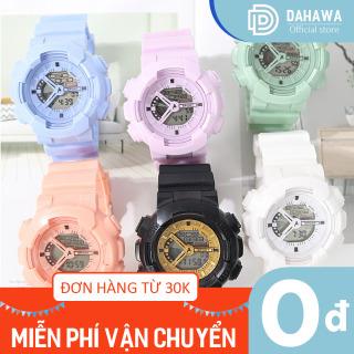 Đồng hồ thể thao nam nữ A181, Đồng hồ điên tử Phong cách Hàn Quốc, nhiều màu lựa chọn, bảo hành 6 tháng thumbnail