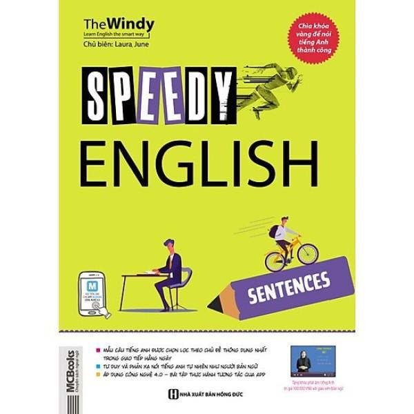 Sách - Speedy English - Sentences