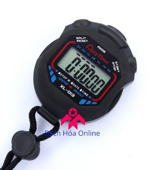 Đồng hồ bấm giờ thể thao XL013 - Đồng hồ bấm giây - Đồng hồ bấm giờ AnyTime