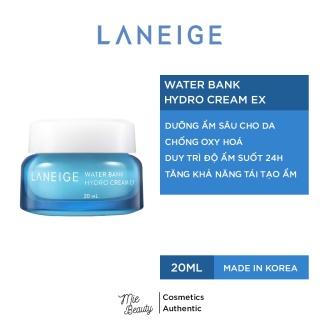 Kem dưỡng ẩm LANEIGE Water Bank Hydro Cream EX 20ML thumbnail