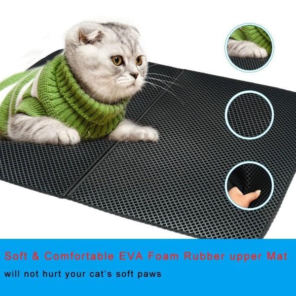 Thảm Cát Cho Mèo