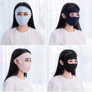 Combo 4 Khẩu trang Chống Nắng Ninja - Khẩu trang chống nắng, bụi và chống tia UV thumbnail