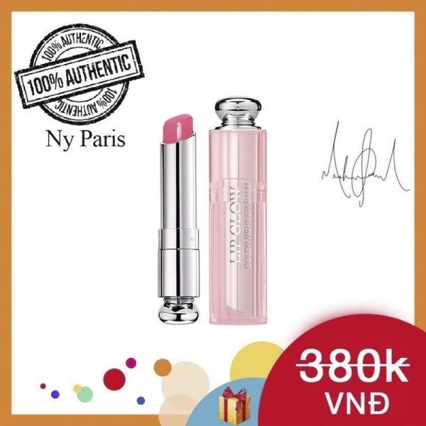[Date 2023] Son dưỡng Dior Lip Glow 001 004 007 102