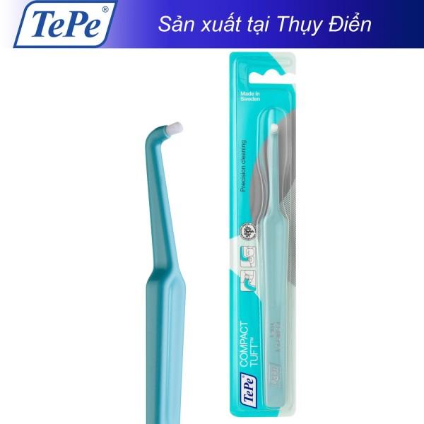 Bàn Chải Đánh Răng Hình Đầu Vòm Tepe Compact Tuft - Cái giá rẻ