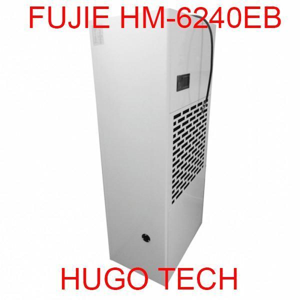 Máy hút ẩm công nghiệp FujiE HM-6240EB - Công suất 240 lít /24 giờ (ở điều kiện 30oC, 80%) - Nguồn điện 380V (pha) / 50Hz - Bảo hành 24 tháng