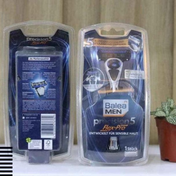Lưỡi dao cạo râu Balea MEN precision5 Flex Pro Shaver