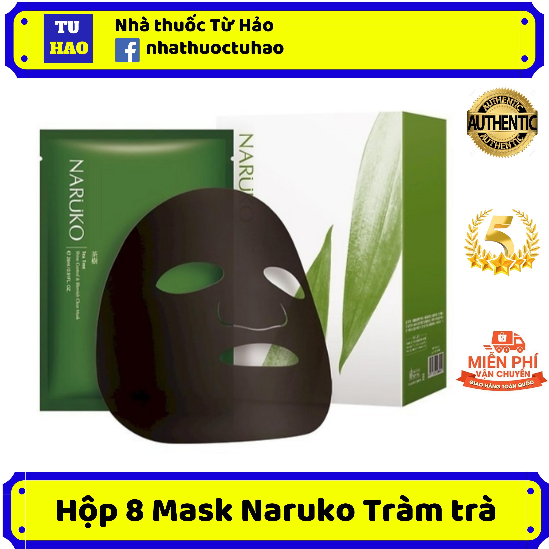 (CÓ TEM DATE MỚI NHẤT)✅Mặt Nạ Giấy Đài Loan NARUKO Bản Đài Naruko Nội Địa Đài Naruko Mask Naruko tràm trà Naruko tea tree
