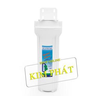 Bộ lọc nước sinh hoạt 1 cấp -1TR lõi than hoạt tính dạng nén thumbnail