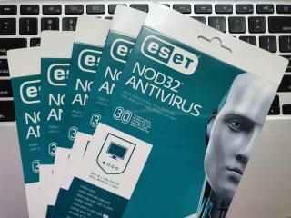 Phần mềm diệt virus ESET NOD32 1PC 1 năm thumbnail