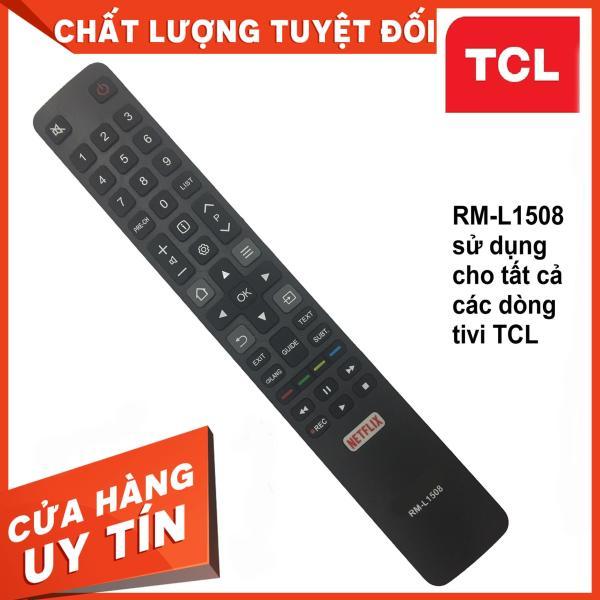Bảng giá Điều Khiển Tivi Đa Năng Dùng Cho Tất Cả Dòng Tivi TCL Remote Tivi Đa Năng