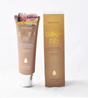 Kem nền che khuyết điểm bb collagen - kem nền che khuyết điểm, chống nắng mayfiece bb cream - kem chống lão hóa- kem trang điểm bb dưỡng ẩm làm sáng nền tảng - kem che khuyết điểm - kem bb - kem trang điểm bb chống thấm- da trắng sáng đều màu thumbnail