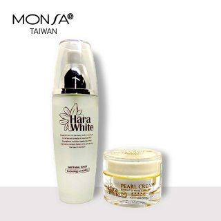 Bộ 2 sản phẩm dưỡng trắng da và cân bằng da dành cho da dầu thumbnail
