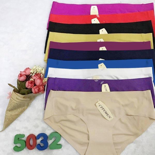 Combo 10 quần lót nữ su đúc không đường may, hàng đẹp loại tốt, vải thun lạnh, co giãn đàn hồi tốt, không gây khó chịu khi mặc, đồ lót nữ vải lạnh phù hợp mọi lứa tuổi