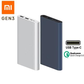 (HÀNG CAO CẤP) Sạc dự phòng Xiaomi 10000mAh Gen 3 Bản Sạc Nhanh 2021 Xiaomi Mi 18W Fast Charge Power Bank chính hãng thumbnail