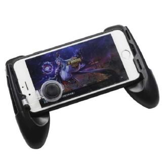 Tay Cầm Game Gamepad Cho Mobile Tặng Nút Di Chuyển + 2 Nút Chơi Pubg - Game Pad thumbnail