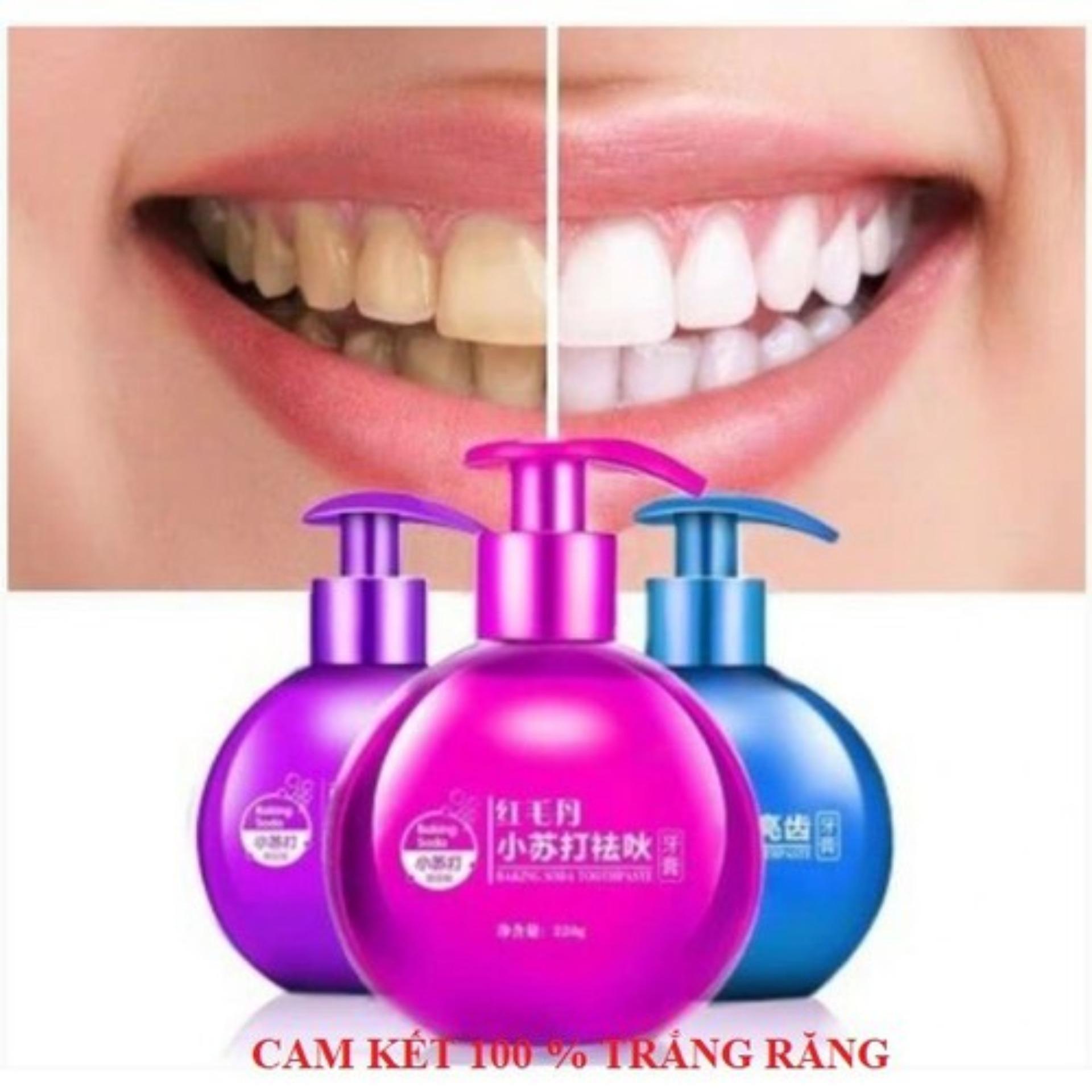 Kem Trắng răng Nhật Bản hiệu quả - công nghệ làm sạch Nano - Tẩy vết ố trên răng hiệu quả - Cho hàm răng trắng
