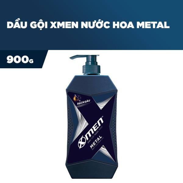 X Men -   Dầu gội nước hoa X-Men Metal 900g  - Giá Sỉ tốt nhất