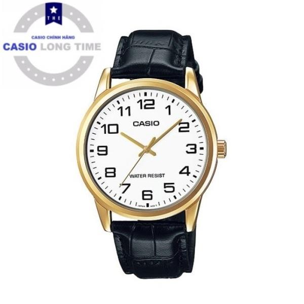 Nơi bán Đồng hồ nam Casio MTP-V001GL-7BUDF dây da chính hãng