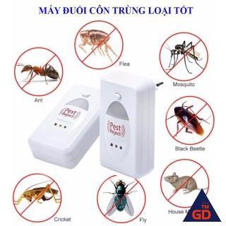 Thiết Bị Xua Đuổi Côn Trùng Pest Rejeck Thông Minh GIÁ RẺ thumbnail