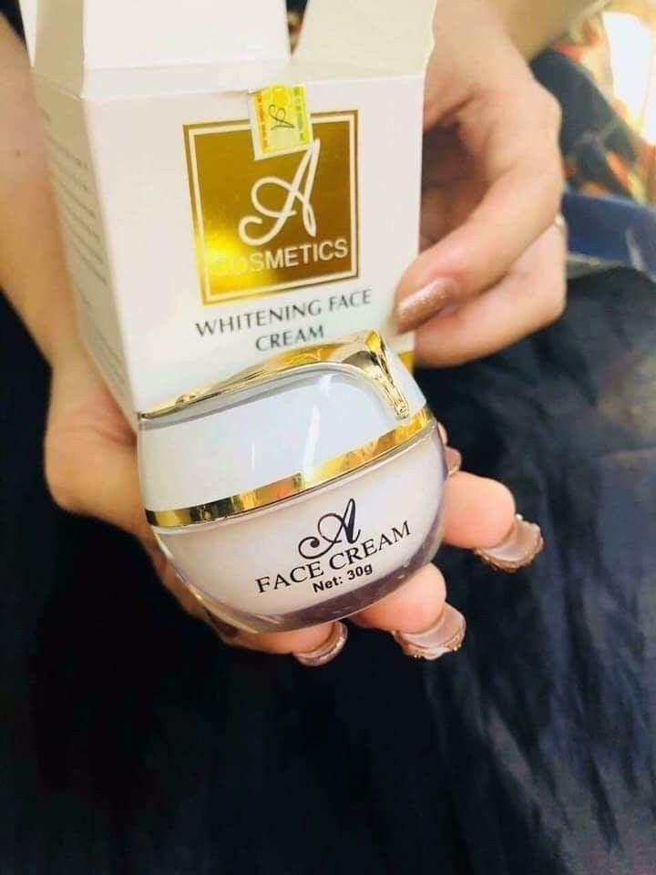 Kem Face Pháp A Cosmetics nhập khẩu