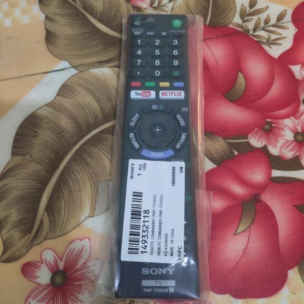 Bảng giá Điều khiển Tivi Sony RMT-TX300P- Hàng mới chính hãng Tặng kèm pin