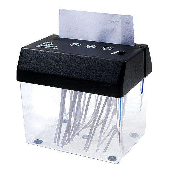 Mua Desktop A5 Or A4 Folded Paper Strip-cut Mini Small USB Shredder For Home/Office