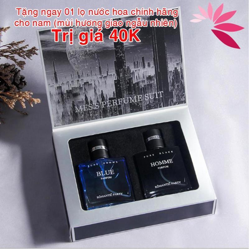 Set 2 nước hoa nam hàng chính hãng nội địa Jeanmiss Nh21 tặng quà tặng trị giá 40k