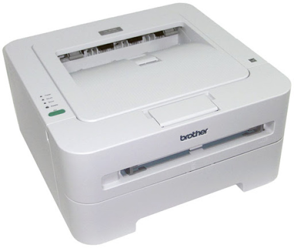 Máy in Laser đen trắng Brother HL-2130 - Khổ A4 ( kèm hộp mực ,  dây nguồn , dây USB mới )