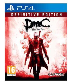 Đĩa game PS4 DMC Devil May Cry Definitive Edition thumbnail