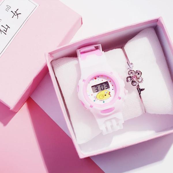 Giá bán Đồng hồ dây cao su, đồng hồ thể thao Candycat C1106 cho bé cực xinh xắn, chống nước nhẹ ( Tặng pin )