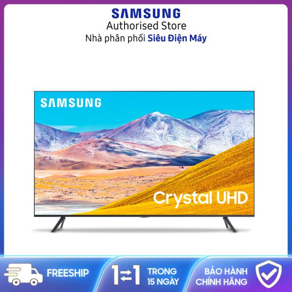 Bảng giá [Trả góp 0%]Smart Tivi Samsung Crystal 4K 65inch UA65TU8100KXXV[Hàng chính hãng Miễn phí vận chuyển]