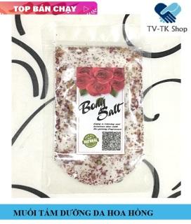Muối Tắm Hoa Hồng Rose Body Salt 100g - Mẫu mới thumbnail